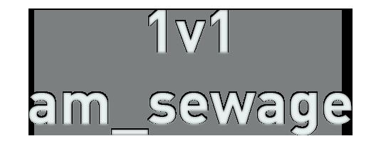 Sewage, Counter-Strike Global Offensive 1v1 Arena Level