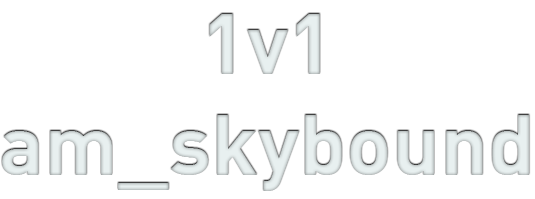 Skybound, Counter-Strike Global Offensive 1v1 Arena Level