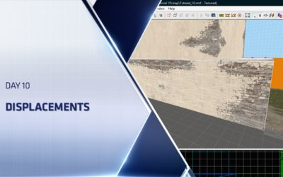 CSGO Level Design Boot Camp – Day 10 – Displacements