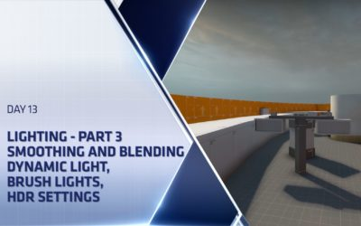 CSGO Level Design Boot Camp – Day 13 – Lighting Part 3, Advanced Lighting / HDR