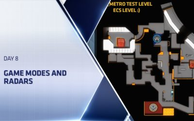 CSGO Level Design Boot Camp – Day 8 – Game Modes and Radars